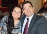 Frederico e Dra. Denise - Aniversário de 17 anos da Uniodonto Taubaté comemorando a aquisição da sede própria - 27/06/2014 - Buffet Jóia