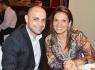 Márcio e Dra. Victoria - Aniversário de 17 anos da Uniodonto Taubaté comemorando a aquisição da sede própria - 27/06/2014 - Buffet Jóia