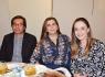 Mateus, Dra. Valéria e Dra. Caroline - Aniversário de 17 anos da Uniodonto Taubaté comemorando a aquisição da sede própria - 27/06/2014 - Buffet Jóia