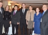 Dr. Sérgio, Marilena, Marcio Ohara, Dr. Alexandre e Dra. Simone - Aniversário de 17 anos da Uniodonto Taubaté comemorando a aquisição da sede própria - 27/06/2014 - Buffet Jóia